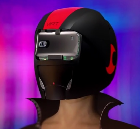 feelreal helmet