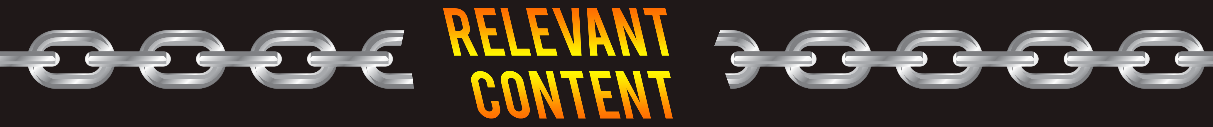 relevant content