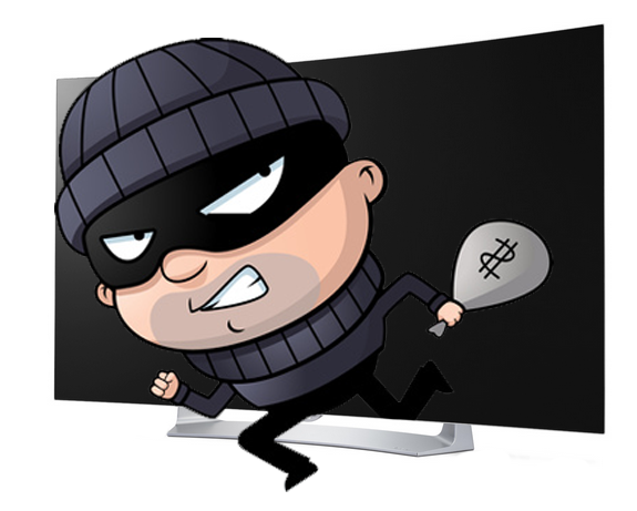 tv & thief